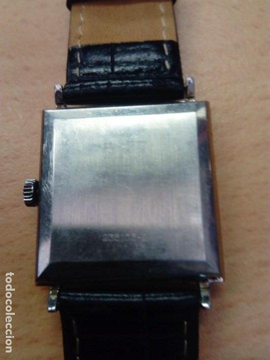 Relojes - Universal: Reloj Universal Geneve Automático Cuadrado - Foto 3 - 190822236