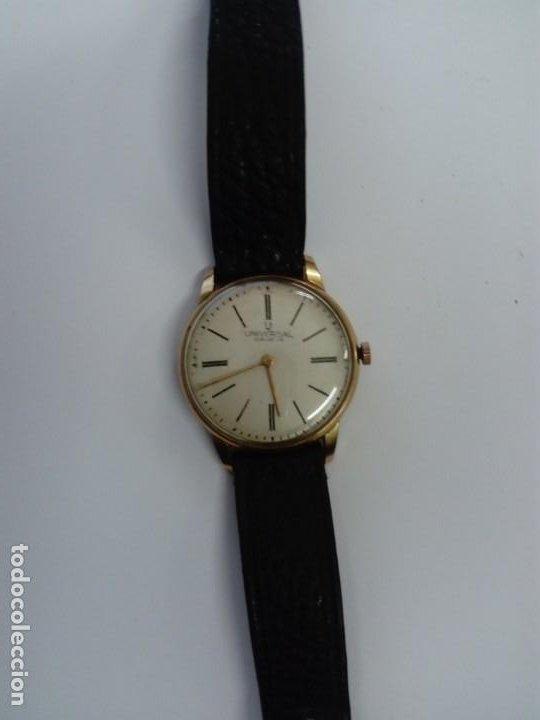 Relojes - Universal: Interesante y antiguo Reloj Universal - Foto 2 - 211641148