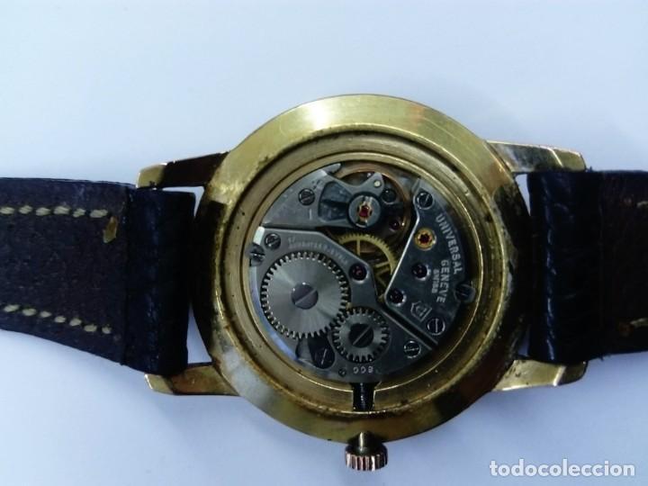 Relojes - Universal: Interesante y antiguo Reloj Universal - Foto 5 - 211641148