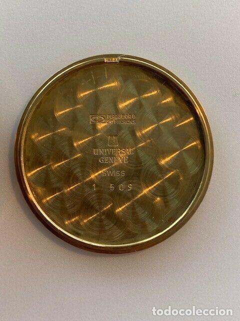 Relojes - Universal: GAMA ALTA. RELOJ BOLSILLO UNIVERSAL GENEVE - Foto 2 - 193971557