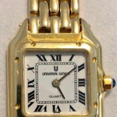 Relojes - Universal: UNIVERSAL GENEVE ORO 18KTS. Lote 195311461