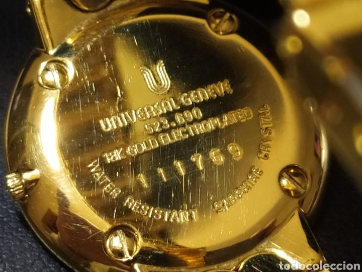 Relojes - Universal: Universal Geneve cuarzo - Foto 9 - 196294871