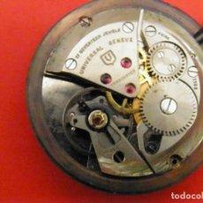 Relojes - Universal: UNIVERSAL GENEVE CALIBRE 1105. Lote 196803627