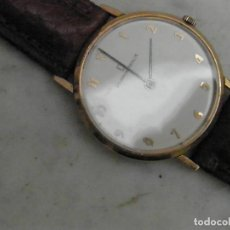 Relojes - Universal: RELOJ UNIVERSAL GENEVE ULTRA SLIM ORO 18 KILATES. Lote 205581907