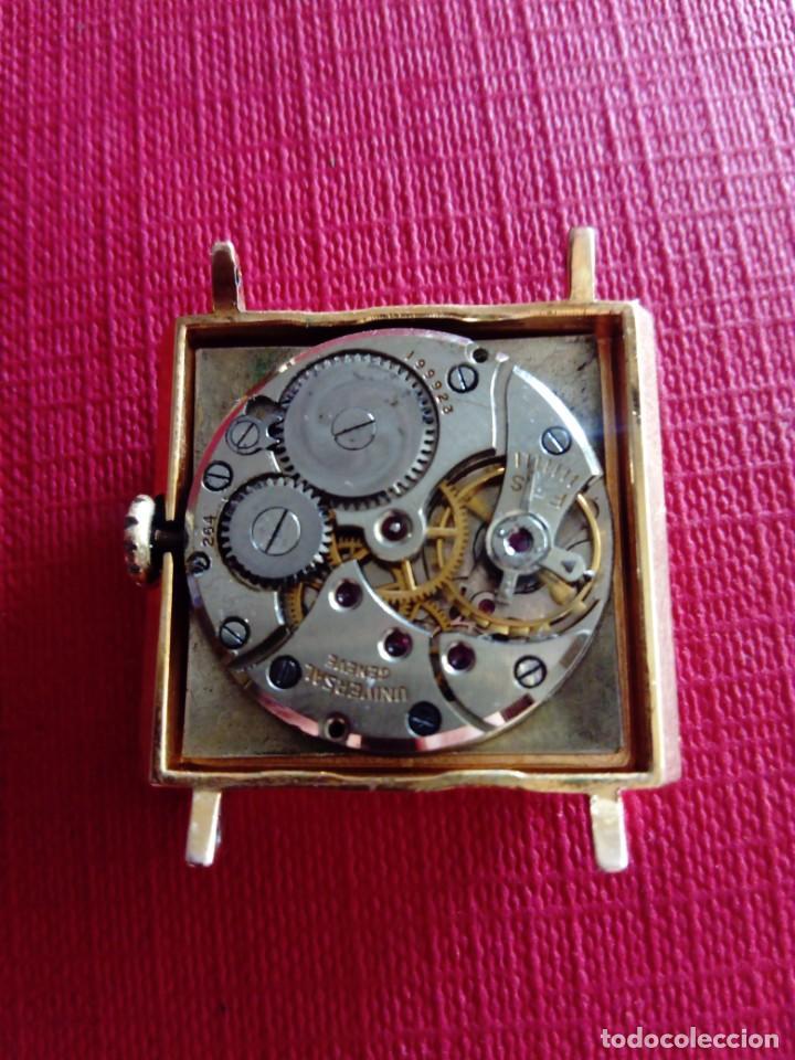 Relojes - Universal: Bonito reloj Universal Geneve caja Cauny - Foto 5 - 223889920
