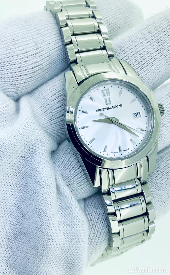 Relojes - Universal: Reloj Universal Geneve Quartz Ref 818.610 Lady - Foto 4 - 218075018
