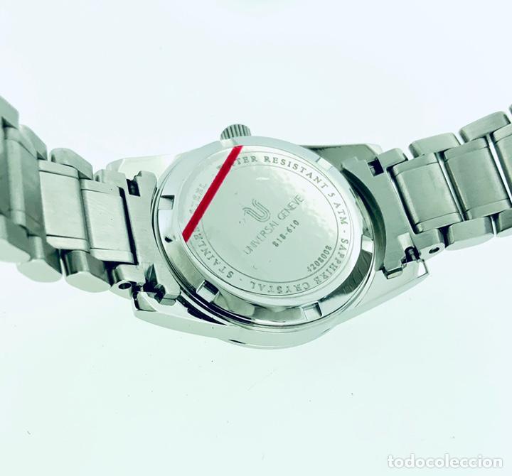 Relojes - Universal: Reloj Universal Geneve Quartz Ref 818.610 Lady - Foto 8 - 218075018