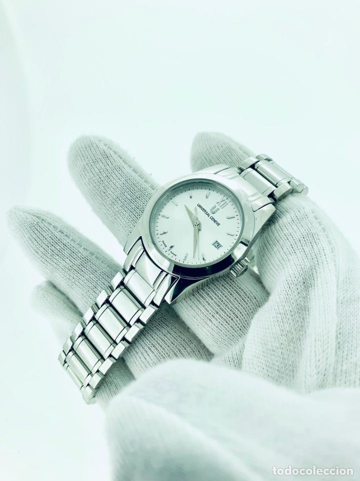 RELOJ UNIVERSAL GENEVE QUARTZ REF 818.610 LADY (Relojes - Relojes Actuales - Universal)