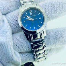 Relojes - Universal: RELOJ UNIVERSAL GENEVE REF 818.610 LADY. Lote 218077080
