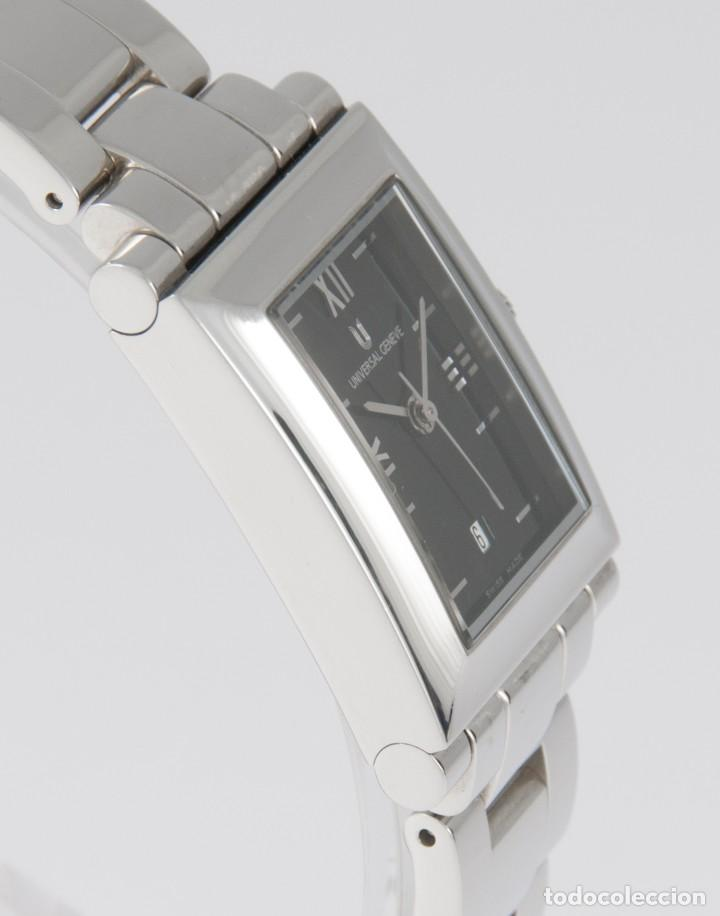 Relojes - Universal: Universal Geneve Quartz Square Dial Ref: 844.625 NOS (New Old Stock) - Foto 6 - 218584261