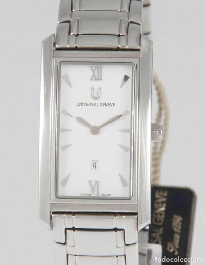 UNIVERSAL GENEVE QUARTZ REF: 815-212 NOS (NEW OLD STOCK) (Relojes - Relojes Actuales - Universal)