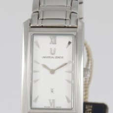 Relojes - Universal: UNIVERSAL GENEVE QUARTZ REF: 815-212 NOS (NEW OLD STOCK). Lote 218585083