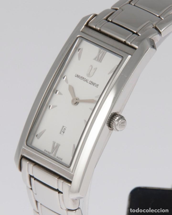 Relojes - Universal: Universal Geneve Quartz Ref: 815-212 NOS (New Old Stock) - Foto 4 - 218585083