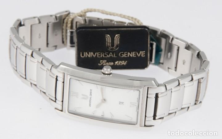 Relojes - Universal: Universal Geneve Quartz Ref: 815-212 NOS (New Old Stock) - Foto 7 - 218585083