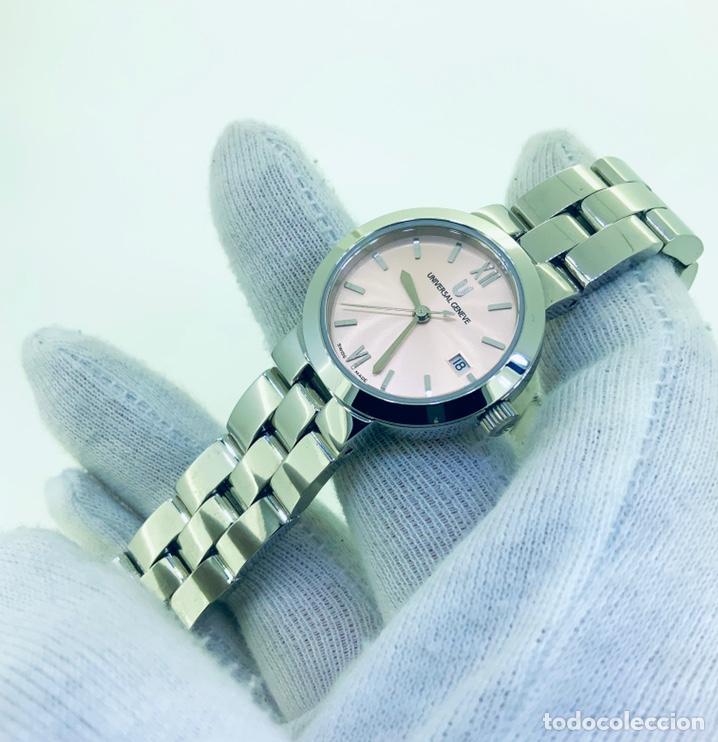 Relojes - Universal: Reloj Universal Geneve Quartz Ref. 818-611 Lady - Foto 2 - 218696200