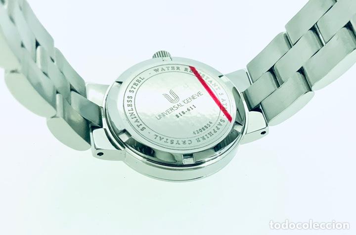 Relojes - Universal: Reloj Universal Geneve Quartz Ref. 818-611 Lady - Foto 3 - 218696200