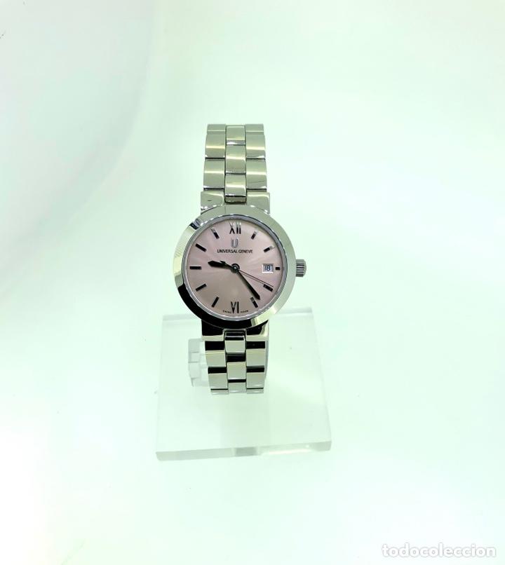 Relojes - Universal: Reloj Universal Geneve Quartz Ref. 818-611 Lady - Foto 7 - 218696200
