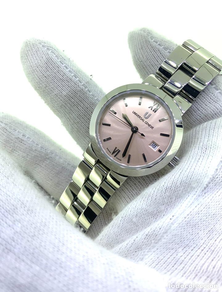 RELOJ UNIVERSAL GENEVE QUARTZ REF. 818-611 LADY (Relojes - Relojes Actuales - Universal)