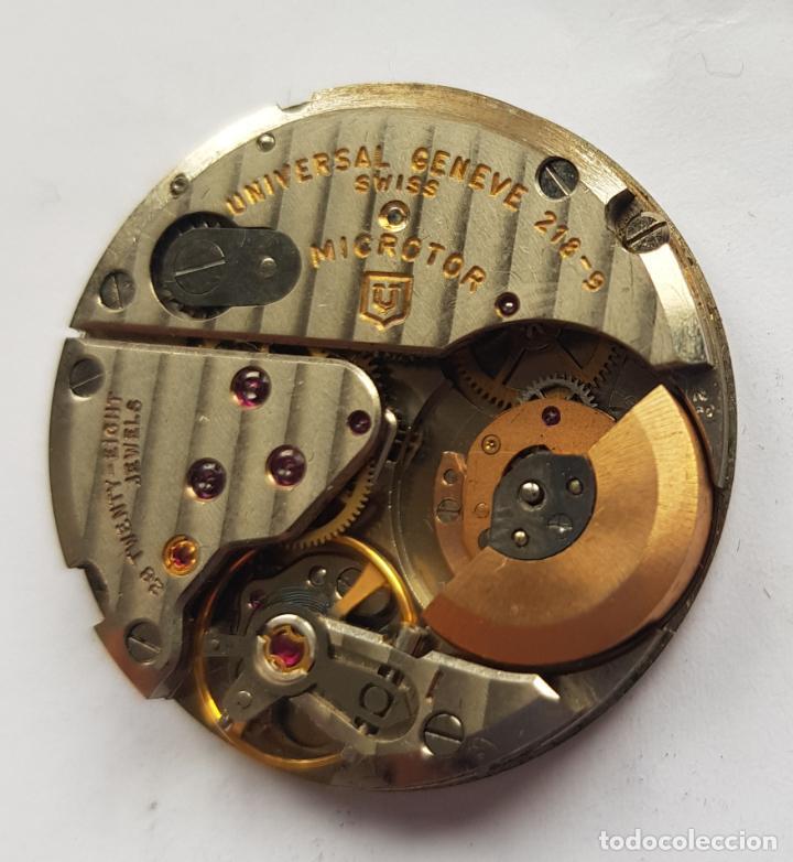 Relojes - Universal: UNIVERSAL GENEVE POLEROUTER MICROROTOR CALIBRE 218 - 9 AUTOMATICO MANUFACTURA - Foto 2 - 224607301