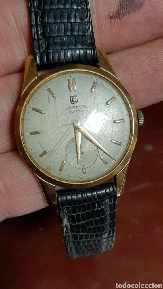 RELOJ UNIVERSAL CARGA MANUAL PARA DESPIECE O RESTAURAR (Relojes - Relojes Actuales - Universal)