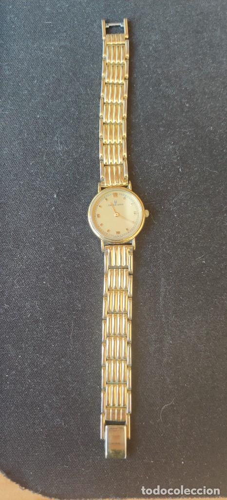 Relojes - Universal: Reloj universal Geneve de señora de cuarzo chapado en oro ,funcionando como las fotos - Foto 2 - 228256840