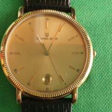 Relojes - Universal: RELOJ UNIVERSAL GENEVE DE CUARZO .MIDE 32 MM DIAMETRO. Lote 235272550