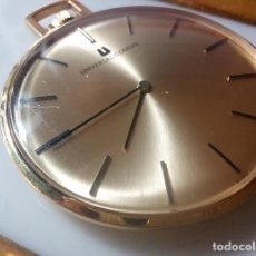 Relojes - Universal: RELOJ BOLSILLO UNIVERSAL GENEVE 20 MICRAS.. Lote 235436480