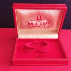 Orologi - Universal: ANTIGUA CAJA DE UNIVERSAL. Lote 236360615
