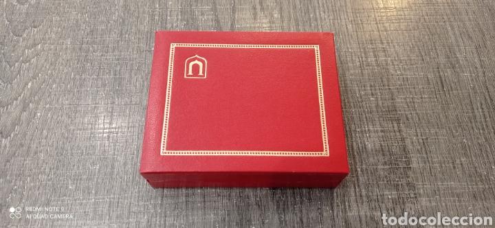ESTUCHE RELOJ UNIVERSAL GENEVE BOX MADE IN SWITZERLAND ORIGINAL (Relojes - Relojes Actuales - Universal)