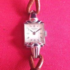 Relojes - Universal: RELOJ UNIVERSAL GENEVE NO FUNCIONA.MIDE 17 MM DIAMETRO. Lote 244495505