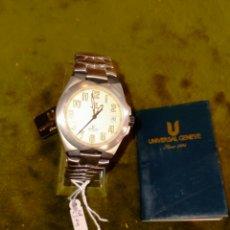 Relojes - Universal: RELOJ UNIVERSAL GENEVE AYRTON SENNA AUTOMATIC. Lote 247470840