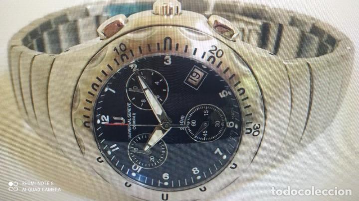 RELOJ UNIVERSAL GENEVE CABALLERO (Relojes - Relojes Actuales - Universal)