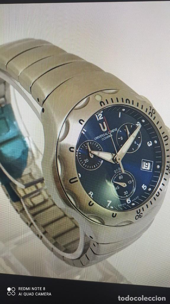 Relojes - Universal: Reloj Universal Geneve caballero - Foto 2 - 257307765