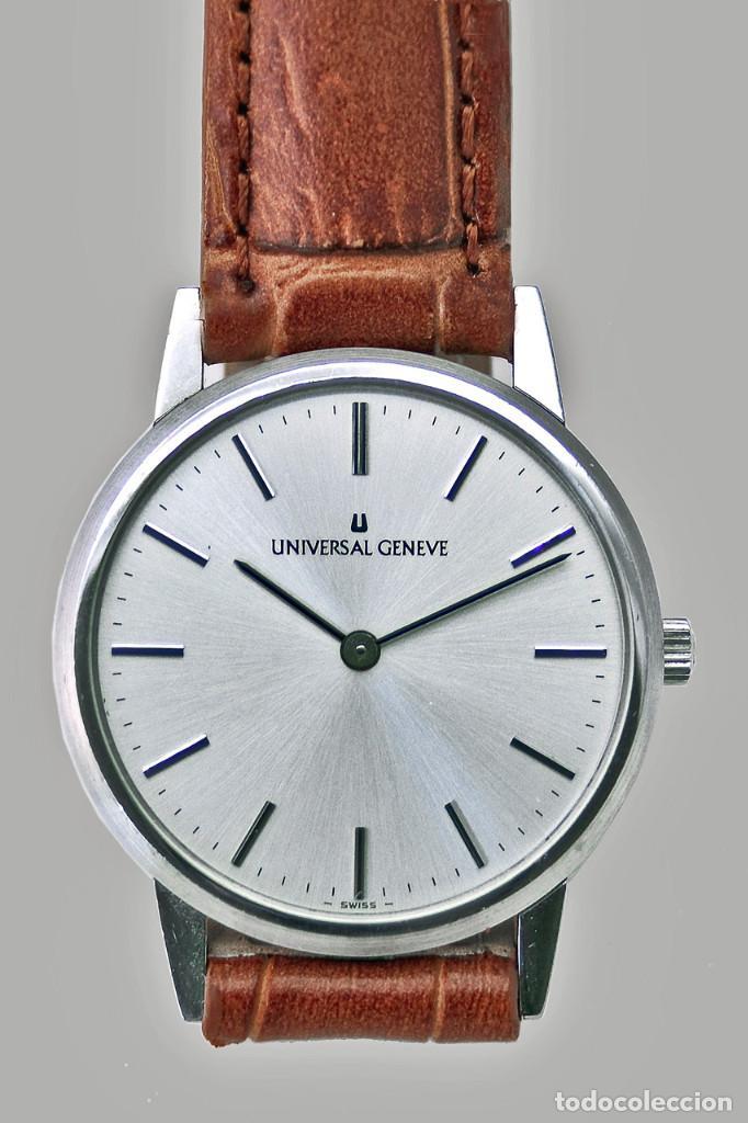 RELOJ UNIVERSAL GENEVE CAL. 1-42 (Relojes - Relojes Actuales - Universal)