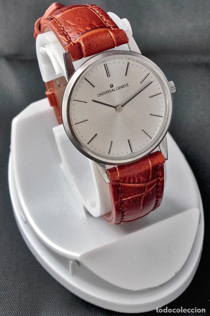 Relojes - Universal: Reloj Universal Geneve cal. 1-42 - Foto 2 - 259917520
