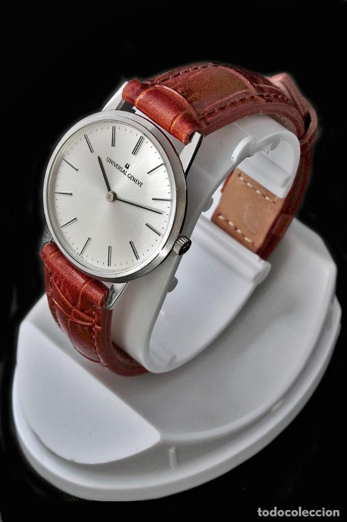 Relojes - Universal: Reloj Universal Geneve cal. 1-42 - Foto 3 - 259917520