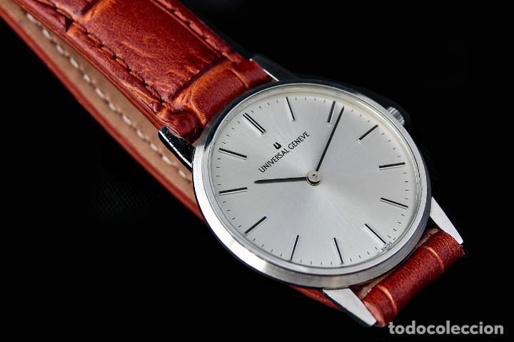 Relojes - Universal: Reloj Universal Geneve cal. 1-42 - Foto 4 - 259917520