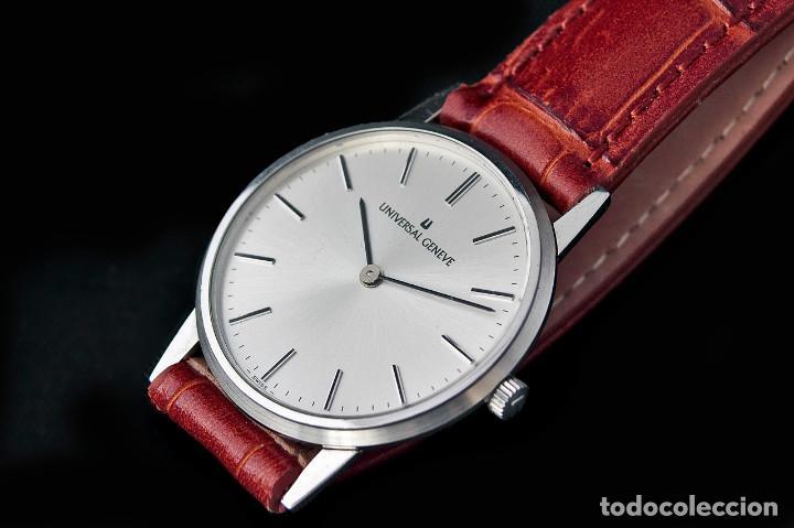 Relojes - Universal: Reloj Universal Geneve cal. 1-42 - Foto 5 - 259917520