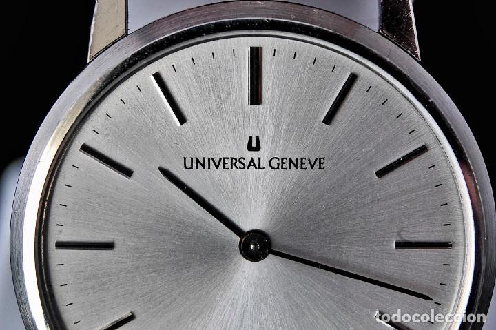 Relojes - Universal: Reloj Universal Geneve cal. 1-42 - Foto 10 - 259917520