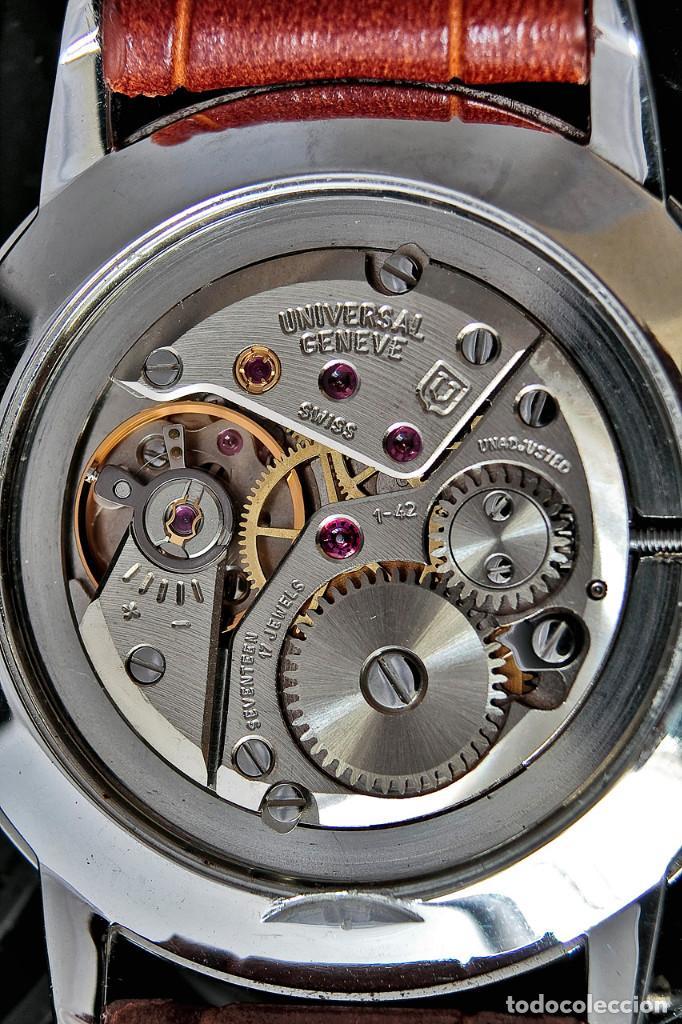 Relojes - Universal: Reloj Universal Geneve cal. 1-42 - Foto 17 - 259917520