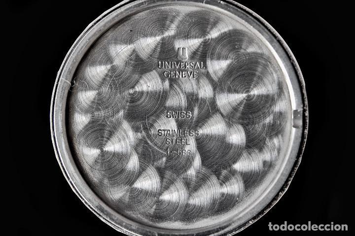 Relojes - Universal: Reloj Universal Geneve cal. 1-42 - Foto 18 - 259917520