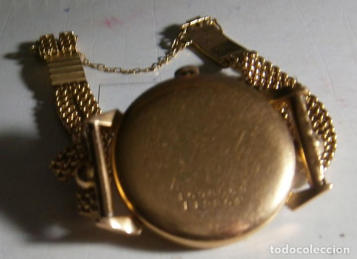 Relojes - Universal: reloj universal geneve de oro macizo y correa tambien de oro macizo de cuerda - Foto 2 - 48576223