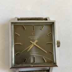 Montres - Universal: RELOJ COLECCIÓN VINTAGE UNIVERSAL GENÈVE SUPER MICROTOR CAL:256A SWISS MADE.. Lote 261672860