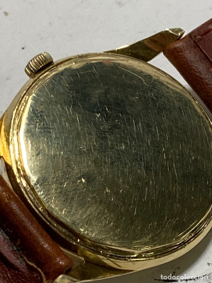 Relojes - Universal: Reloj Univesal geneve Polerouter Date en oro 18kl - Foto 5 - 267110259