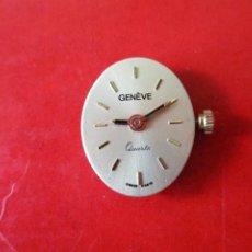 Relojes - Universal: MAQUINA DE CUARTZO MARCA GENEVE. Lote 295813683