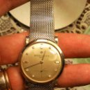 Relojes - Vacheron: RELOJ DE PULSERA VINTAGE MANUAL AÑOS 50 VACHERON CONSTANTIN CAJA DE PLATINO Y CORREA DE ORO BLANCO. Lote 29220663