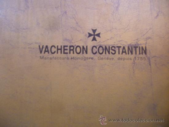 Relojes - Vacheron: libro reloj VACHERON CONSTANTIN GENEVE 1755 pasion relojes complicados - Foto 3 - 30533811
