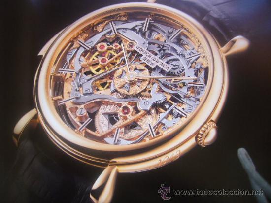 Relojes - Vacheron: libro reloj VACHERON CONSTANTIN GENEVE 1755 pasion relojes complicados - Foto 5 - 30533811