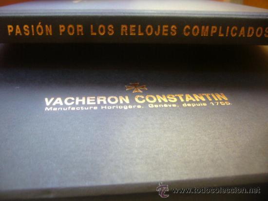 Relojes - Vacheron: libro reloj VACHERON CONSTANTIN GENEVE 1755 pasion relojes complicados - Foto 8 - 30533811