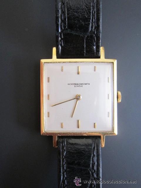 RELOJ DE ORO VACHERON CONSTANTIN (Relojes - Relojes Actuales - Vacheron)